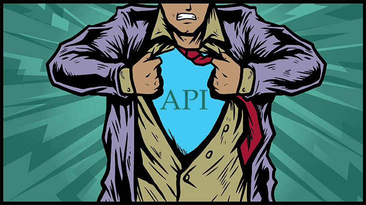 API to the Rescue