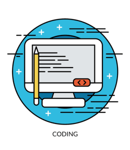 Icon for Coding