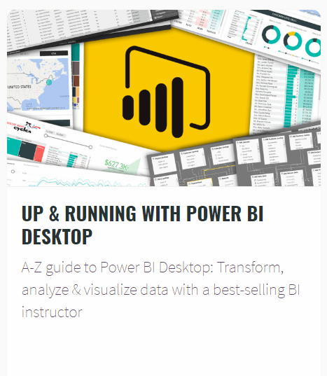 Power BI Excel Maven