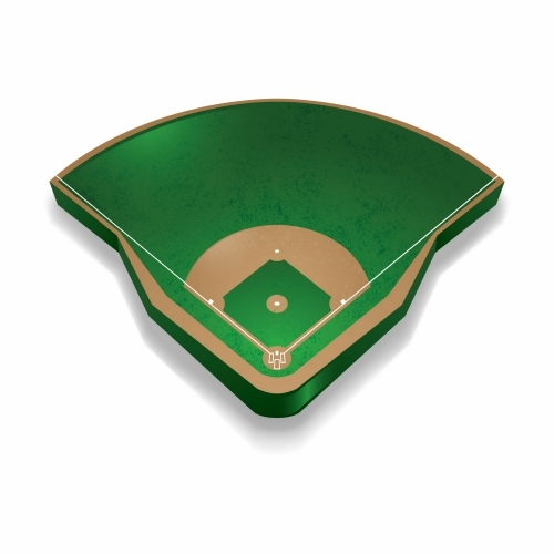 Baseball Diamond 3D
