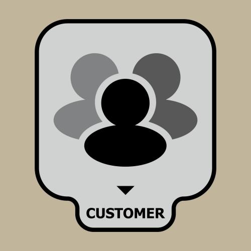 Customer Symbol