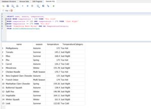 SQL Results 7