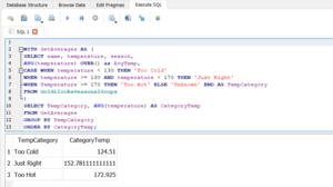 SQL Results 8